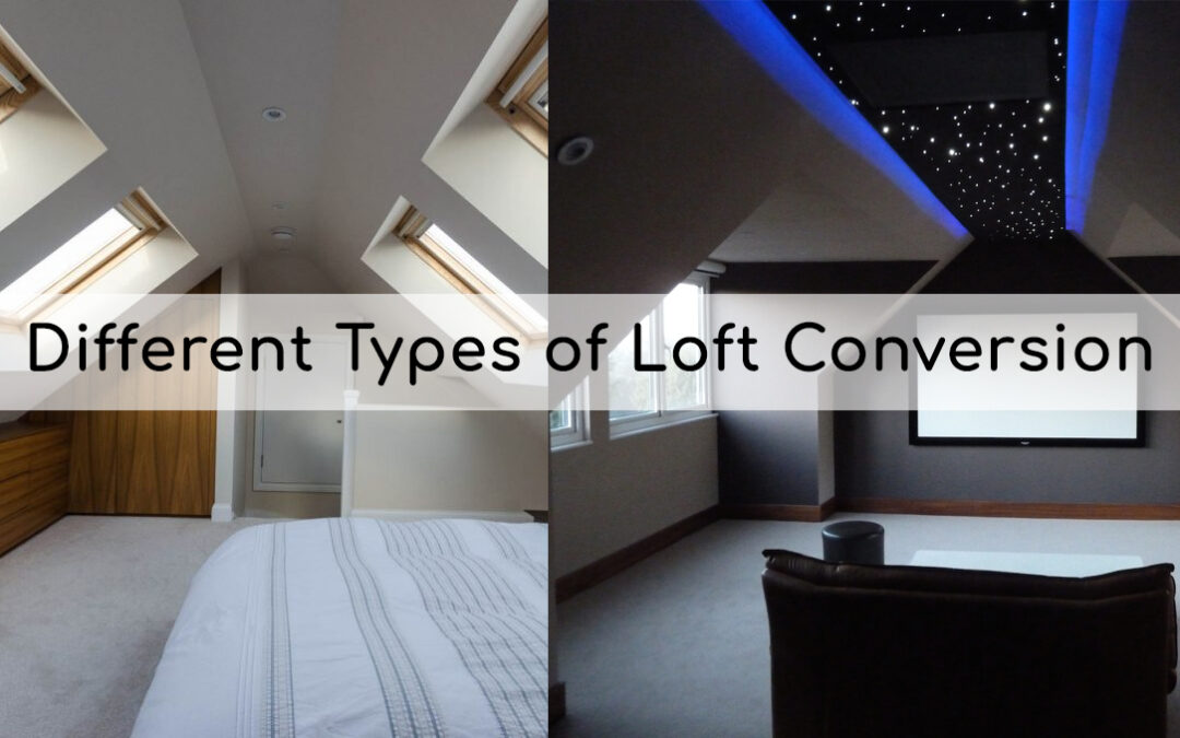 What Are the Different Types of Loft Conversion in Dublin?